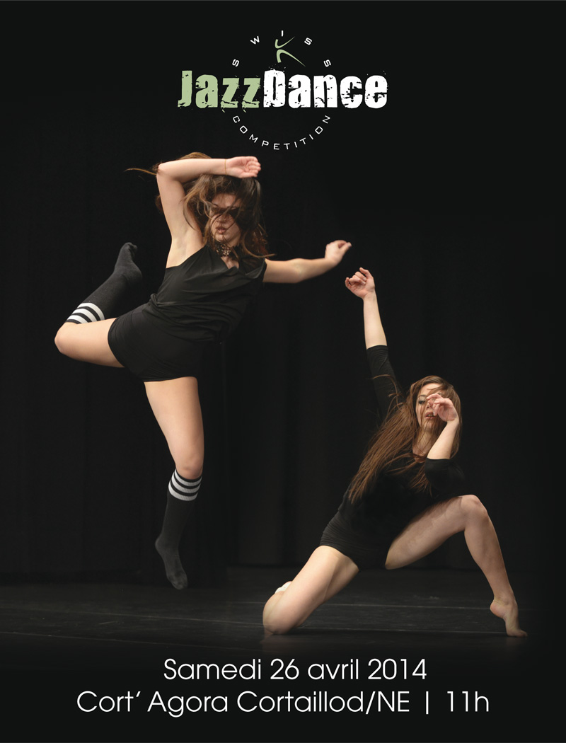 SWISS JAZZ DANCE TOURNOIS DE QUALIFICATION