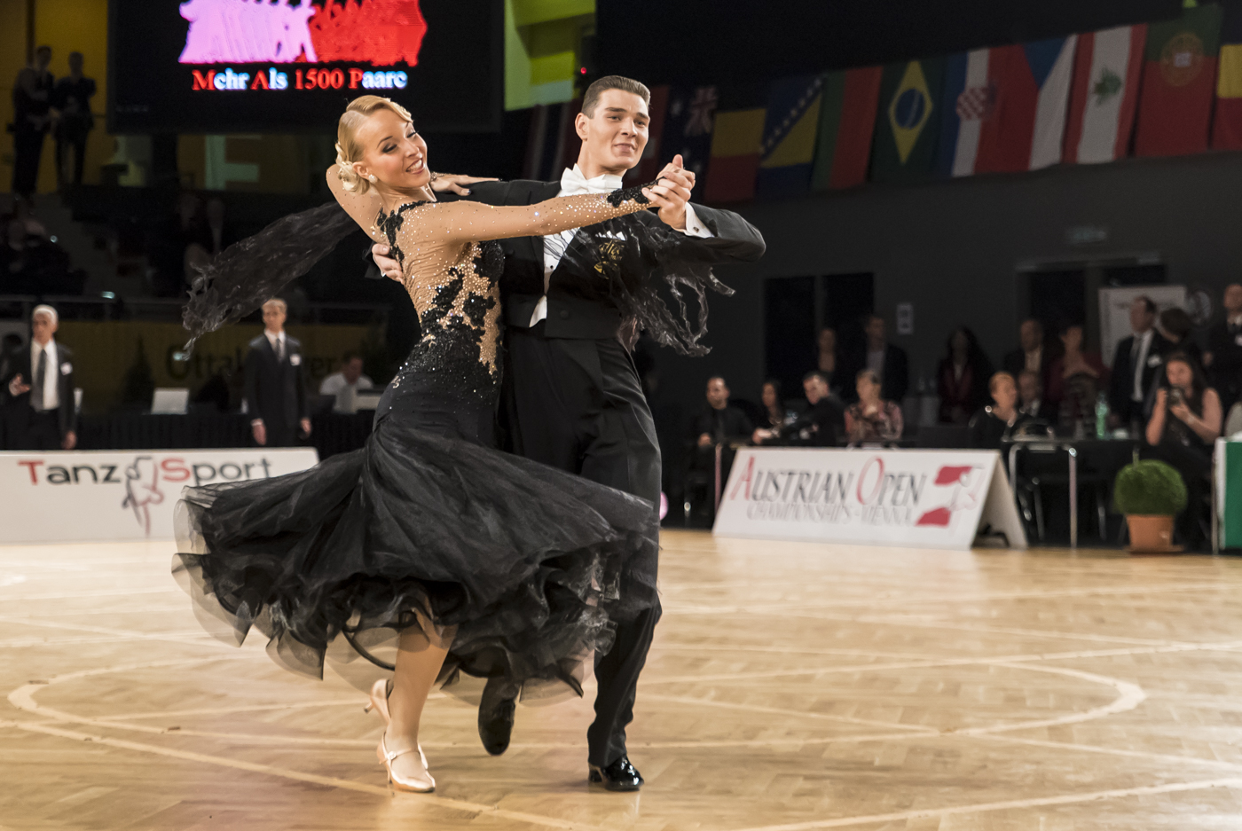 50. Rang:  Mark Stalder & Yulia Dreier                          Switzerland